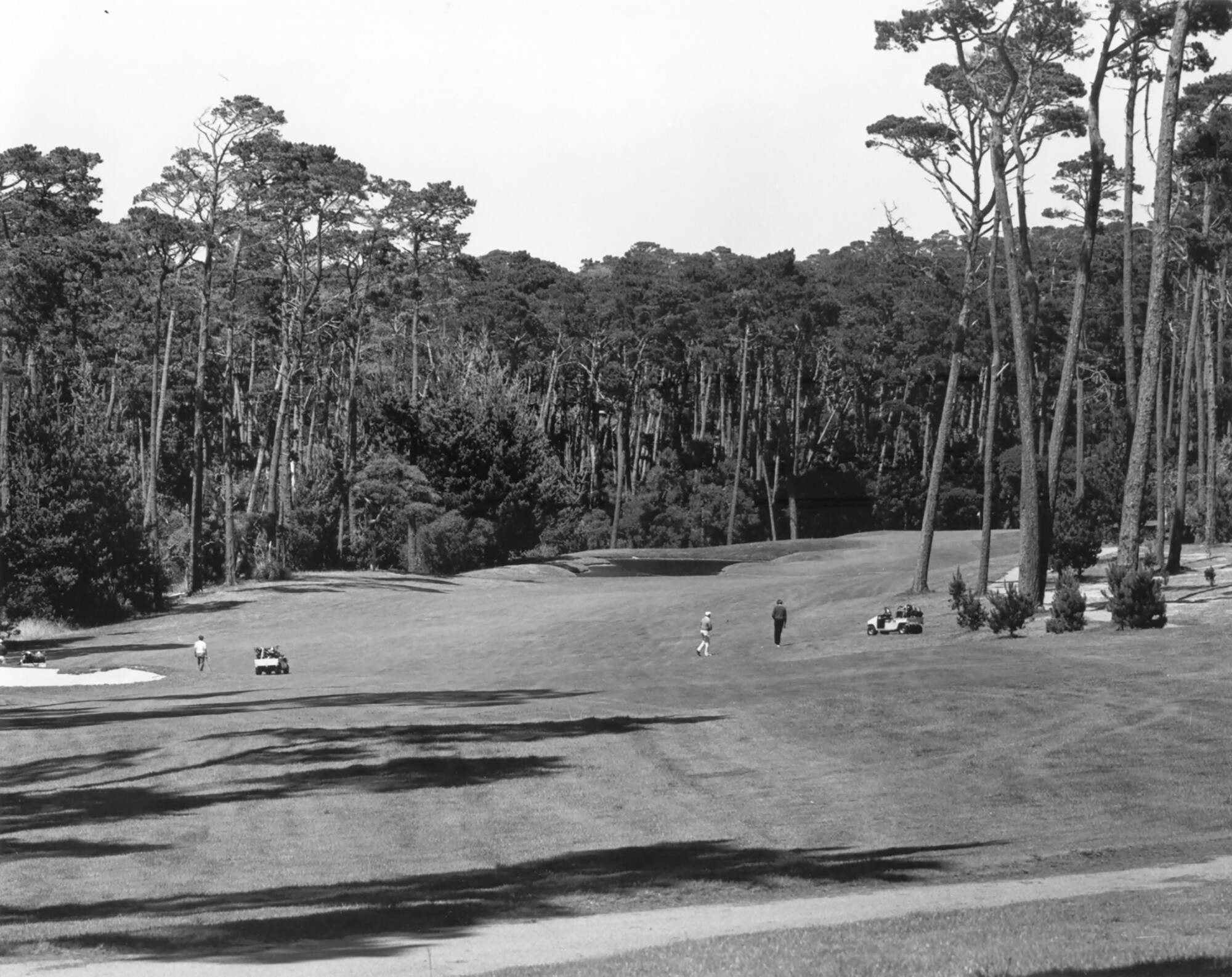 Spygl Hill Golf Course Pebble Beach Resort
