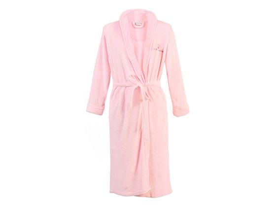 Pebble Beach Ladies Plush Robe