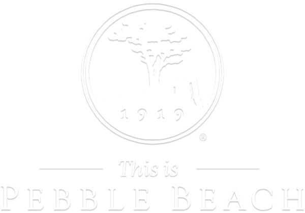 This is Pebble Beach